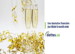 Une résolution financière pour débuter la nouvelle année par dettes.ca